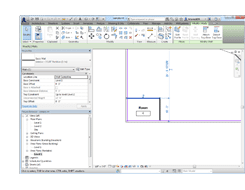 interior partition walls - Revit Tips Part 2 - Getting to BIM quickly with a basic Revit floorplan