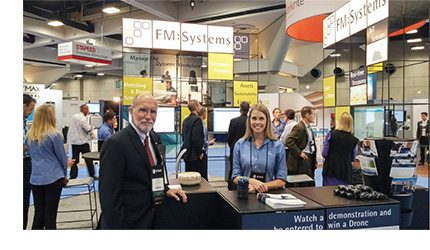 WWP16 Booth - The Power of Real-Time Space Utilization at World Workplace