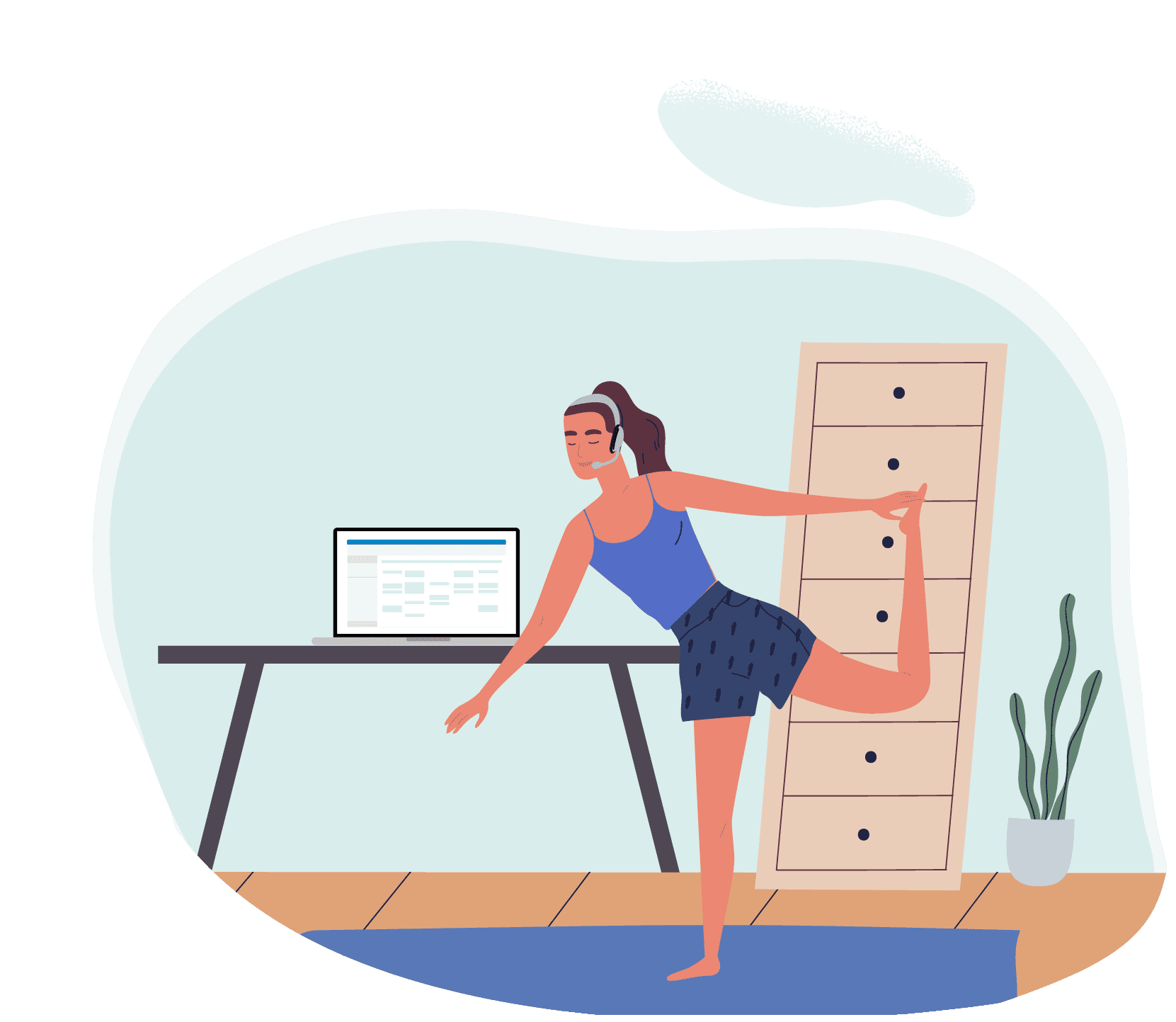 Asset 9 - Working from Home for Beginners: Tips from a WFH Veteran