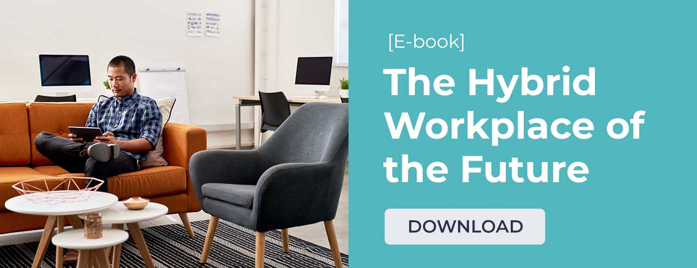 flexible workspace 5 - Top 10 Tips for Implementing the Hybrid Workplace