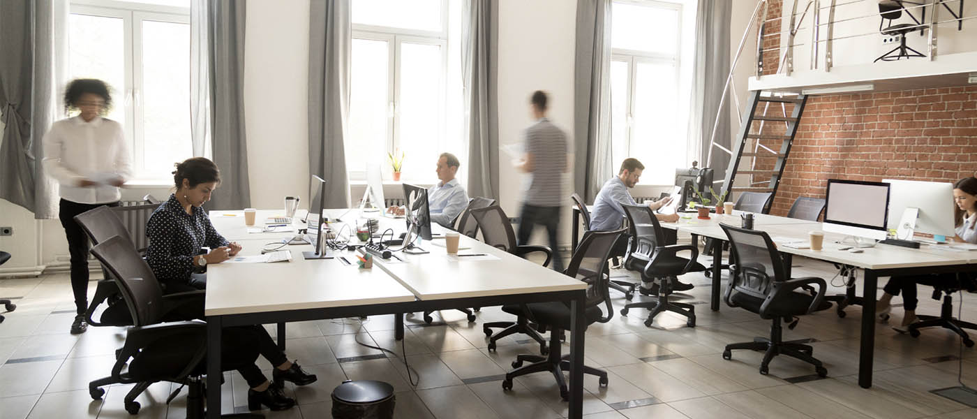 workplace1 - 4 Steps all CEOs Should take to Lead in the New Normal